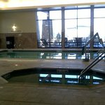 Hampton Inn Indoor Poll and Hot Tub - Kansas Star Casino
