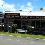 Jochheims Bakery at George St. in Bowen