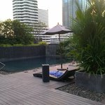  Swimming pool on 9th floor