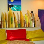 La Oveja Negra Hostel and Surf Campの写真