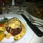 Stuffed filet