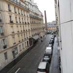  vue de la chambre au 2ime tage