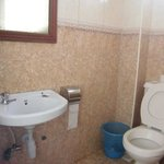  bathroom and toilet
