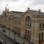  view from 5th floor! gare du nord