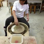 Free and Fun pottery class!