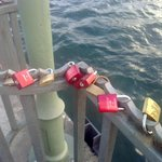  Maschsee, Hannover - &#39;Love&#39; Padlocks