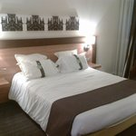 Chambre standart Holiday Inn Mulhouse