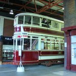  The old Hull Tram