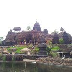  Mini replicas of temples in Indonesia - Eco Green Park