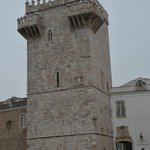 Tower of Queen Isabel's castle