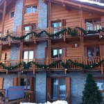  L&#39;hotel in inverno