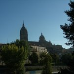  Salamanca from the Roman Bridge