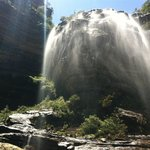 Blue mountains 'Wentworth falls'