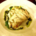  John Dory with Crushed Potatoes (highly recommend)