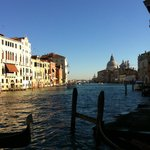 The Grand Canal from Accademia Bridge - 31.12.2012