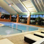  17m Indoor Heated Pool and Spa