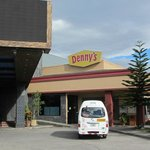 I went to Costa Rica and ate at Denny's
