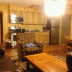  Living Area/Kitchen