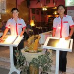  Restaurant Staff at Scandy Resort