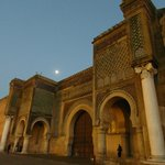 Bab Mansour Gate