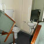  disabled shower room