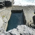  Unique natural diving area on Inis Mr