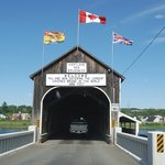 Hartland Covered Bridge