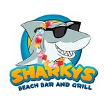 Stanza Mare Sharky's beach bar and grill restaurant