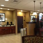Lobby - Hampton Inn - Pensacola-University Mall