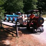  Kids Barrel Train