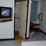 double aircon room with private bath
