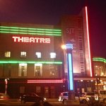  The Former Odeon - Resplendent with Neon Lighting