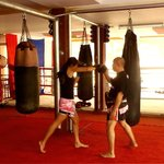 Burklerk Gym - Muay Thai Training