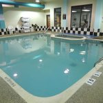 Heated Pool Area
