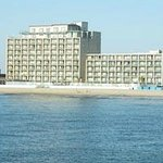 An oceanfront hotel on the Ocean City boardwalk. We hope to see you soon.