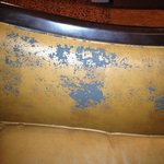  Nasty worn out couch