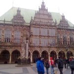  Bremen Marktplatz- Rathaus