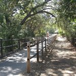 Ojai portion of trail