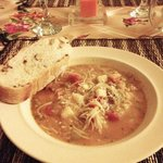 Peter's minestrone soup