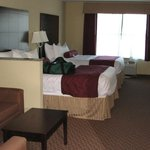 Photo de BEST WESTERN PLUS Burleson Inn & Suites