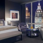 Trump International Hotel & Tower Chicago resmi