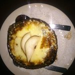 The Baked Onion Apple Soup was heavenly.