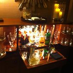  Honesty Bar in the Guest Sitting Room