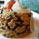  basmati and wild rice with cheese