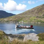 Ferry in the Sound of Sleat