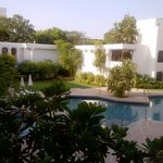 WelcomHotel Vadodara - Pool side