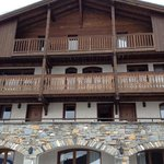 chalet Toscano middle chalet over 3 floors