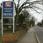 Photo de Leigham Court Hotel