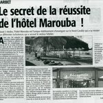 Article France Antilles du 11 janvier 2013