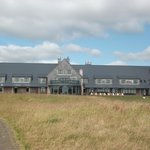 Main Lodge, seen from Bandon Dunes course